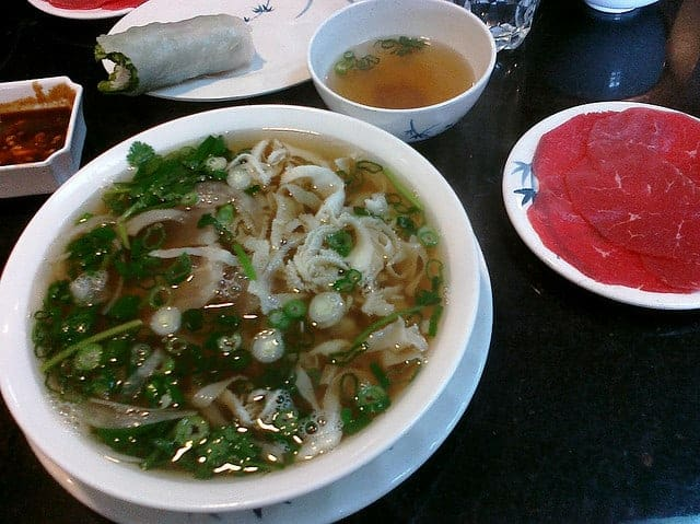 The Pho sup