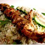 Makanan Persia yang menggoda