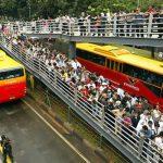 Jakarta dan semua jenis transportasinya yang menarik