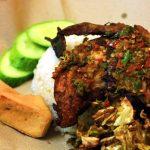 Mencicipi Ayam Kremes Kalasan di Bandung