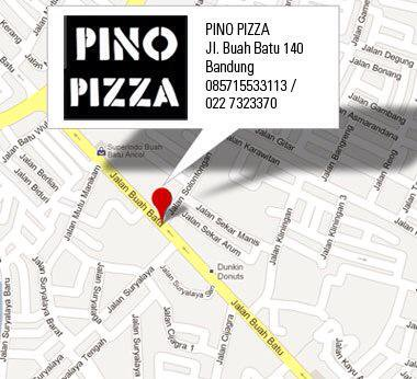 Lokasi Pino pizza