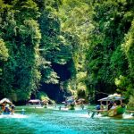Berpetualang di Green Canyon