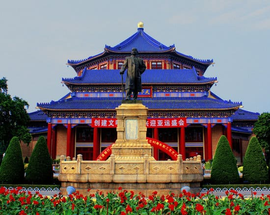 10 Destinasi Wisata Guangzhou di Negeri Tirai Bambu